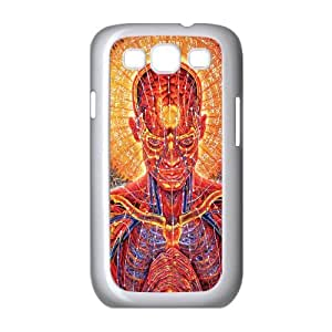 Psychedelic Anatomy Artistic2 07 Samsung Galaxy S3 9 Cell Phone Case White Phone Accessories JS9K7179