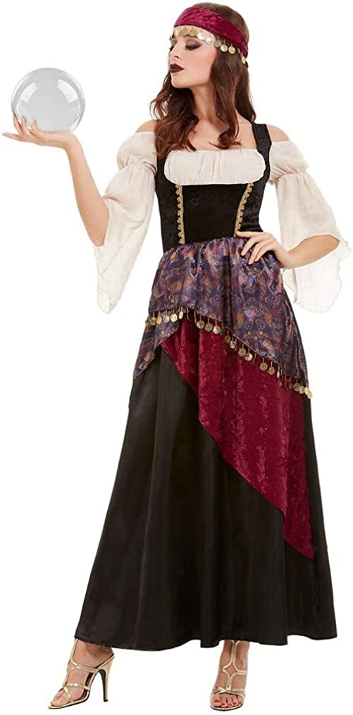 Seasons Halloween Girls Fortune Teller Costume