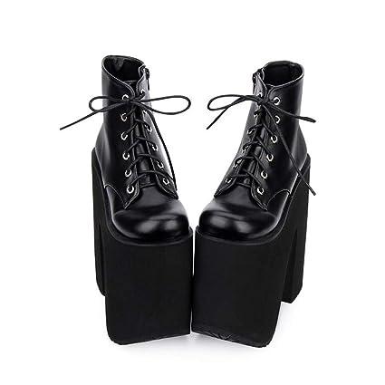 Bottines Hate PINGXIANNV Tian Gao en Lolita Chaussures v6IbfgY7y