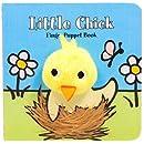 Little Chick: Finger Puppet Book (Little Finger Puppet Board Books)