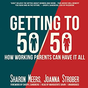 Getting to 50/50 Hörbuch
