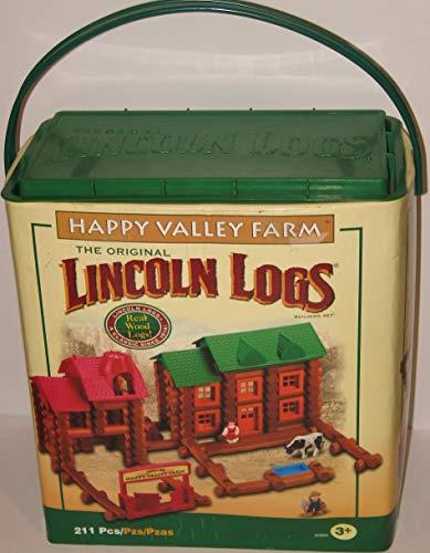 K'NEX Lincoln Logs Happy...
