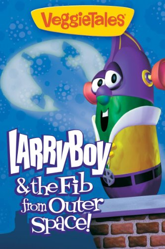 amazoncom veggietales larryboy and the fib from outer