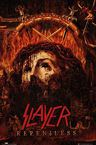 Slayer - Music Poster / Print (Repentless) (Size: 24