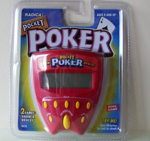 Casino Electronic Draw Poker (Pocket Poker - Draw and Deuces)
