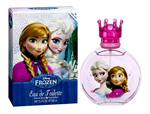 Disney Frozen Perfume by Disney - 3.4 oz Eau De Toilette Spr