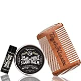 BushKlawz Prince Beard Balms (Set, Urban)