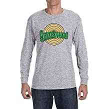 Deetz Shirts GREEN Boston Goon Squad Logo Long Sleeve Shirt