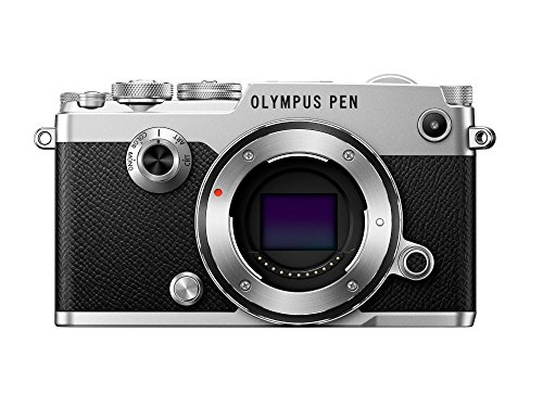 Olympus V204060SU000 PEN F Body Only Silver product image