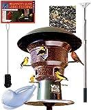 Wild Bills Electronic Bird Feeding Package, 8 Port