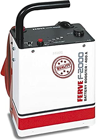 Ferve Arrancador baterias 12V 400A F2000: Amazon.es: Coche y ...