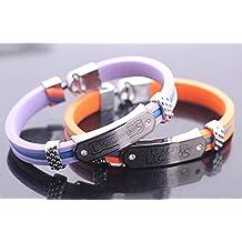 Ruimeng® High Quality Colorful LOL Silicon Catoon Bracelet League of Legends Bracelet