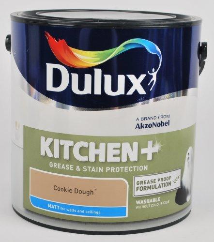 Dulux Küchenfarbe, matt, 2,5l, Cookie Dough, 1 Stück