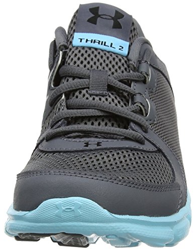 Gray Gris rhino Armour Under 2 W Running 076 De Zapatillas Ua Thrill Mujer aOUqWvUPw