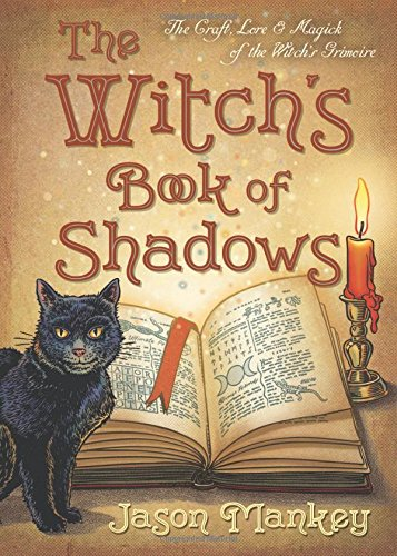 Witchs Book Shadows Magick Grimoire product image