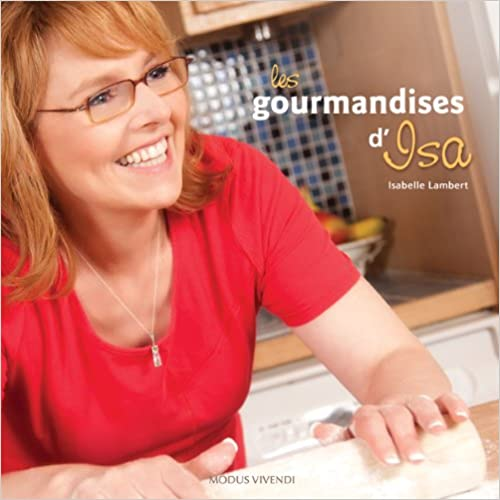 Livre Les gourmandises d'Isa pdf epub