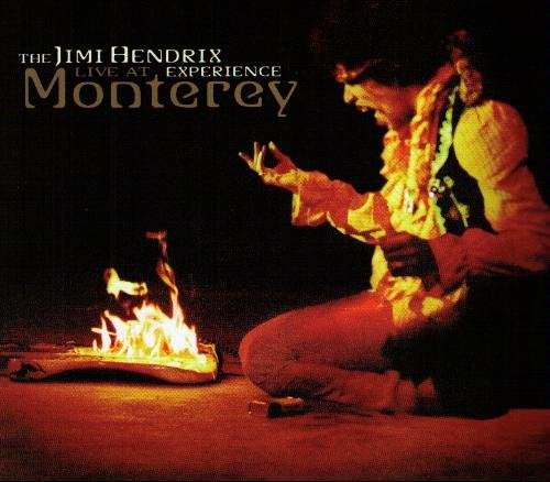 The Jimi Hendrix Experience: Live At Monterey Vinyl LP (Record Store Day 2014) (The Jimi Hendrix Experience Live At Monterey)