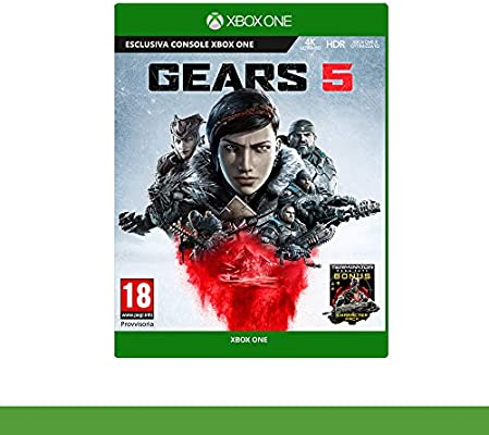 Xbox One - Gears Of War 5 - [PAL ITA - MULTILANGUAGE]: Amazon.es: Videojuegos
