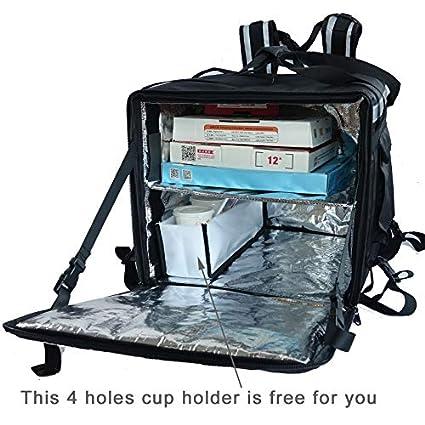 Amazon.com: PK-92X: Bolsa grande para entrega de pizza ...