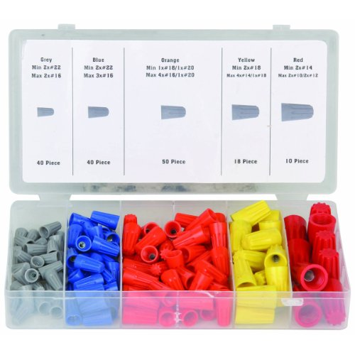Amazon Storehouse 67520 158 Pc Wire Connector Assortment Home