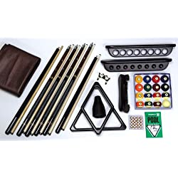 Fairview Game Rooms The Ultimate Pool Table Accessory Kit (Black)