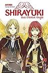 Shirayuki aux cheveux rouges, tome 14 par Akiduki