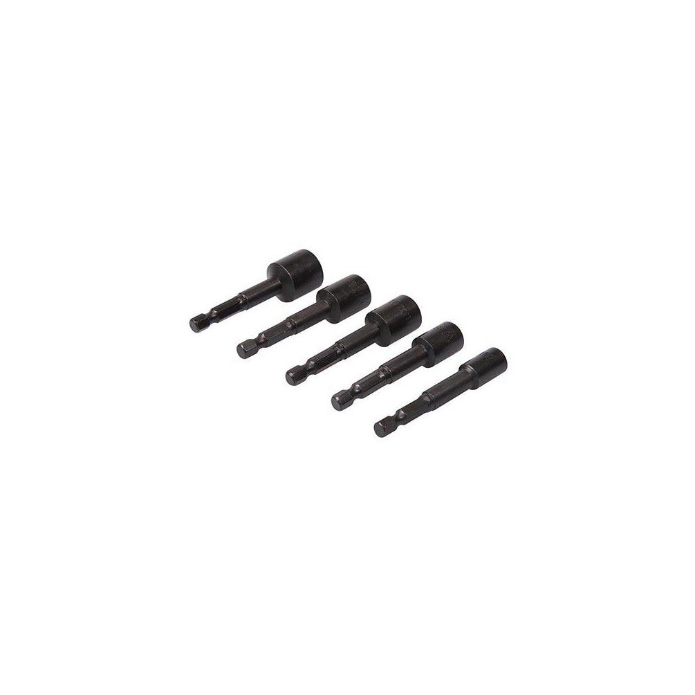 5 Pieces Silverline 151209 Damaged Bolt Remover Set