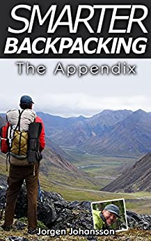 Smarter Backpacking illustrated lightweight ultralight ebook product image