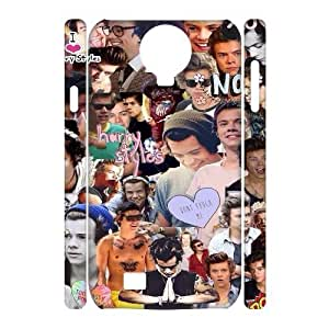 Harry Styles Design Top Quality DIY 3D Hard Case Cover for SamSung Galaxy S4 I9500, Harry Styles Galaxy S4 I9500 3D Phone Case