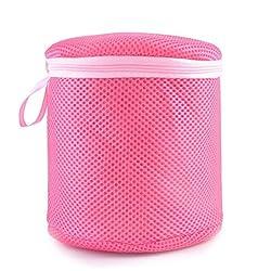 Sinfu Round Bag Bra Laundry Lingerie Washing Hosiery Protect Mesh