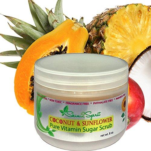 Organic Coconut Sunflower Vitamin Hawaiian product image