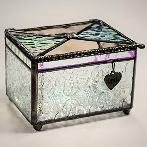 Devlin Box 408 Glass Keepsake