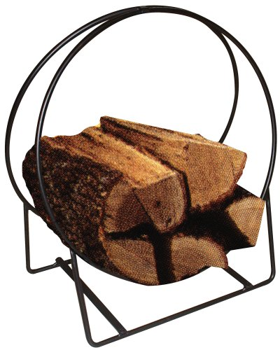Panacea 15208 20-Inch Tubular Steel Log (Tubular Log Rack)
