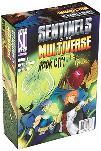 Greater Than Games Sentinels of The Multiverse: Rook City and Infernal Relics by Greater Than Games