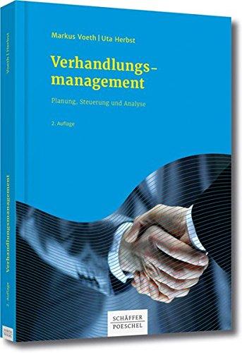 Verhandlungsmanagement  Planung Steuerung Und Analyse