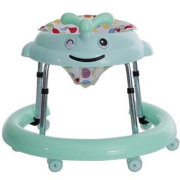 RANRANHOME Andador de Actividades para niños Andador para bebés ...