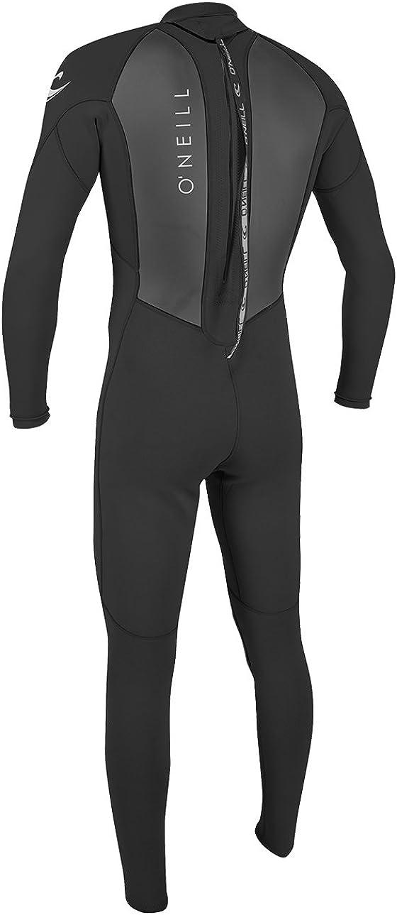 schwarz Reactor II 3//2mm Back Zip Full Wetsuit 2XL