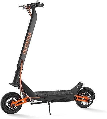 Amazon.com: INOKIM OX Super - Patinete eléctrico plegable ...