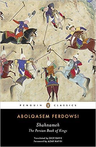Image result for Abolqasem Ferdowsi, Shahnameh: