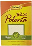 Roland Polenta, Medium Grain White, 8.8 Ounce (Pack of 12)