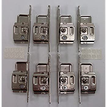 Amazon Com 4 Pairs Of Harn Clip On Drawer Brackets New