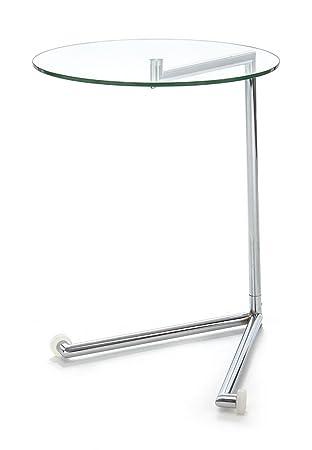 Wink Design Tomasucci Hardy Beistelltisch Mit Radern Metall
