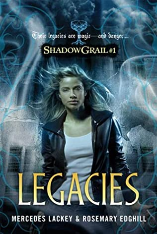 book cover of Legacies