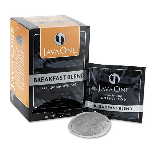 Java One Coffee Pods - Breakfast Blend - 14 count