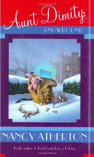 book cover of Aunt Dimity Snowbound