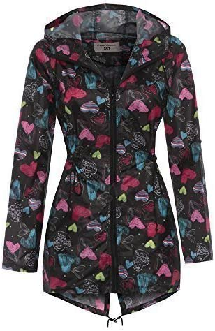 SS7 - Impermeable para mujer