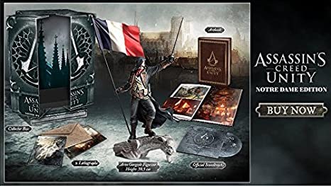Xbox One - Assassins Creed Unity - Notre Dame Edition - [PAL DE ...