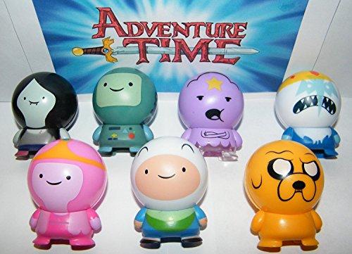 adventure time figure set - 3