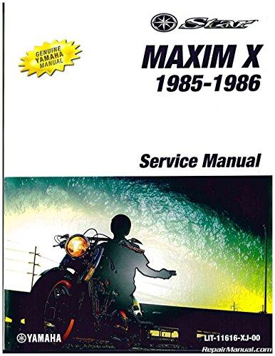 1985 Yamaha Maxim - 2