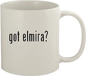 got elmira? - 11oz White Coffee Mug